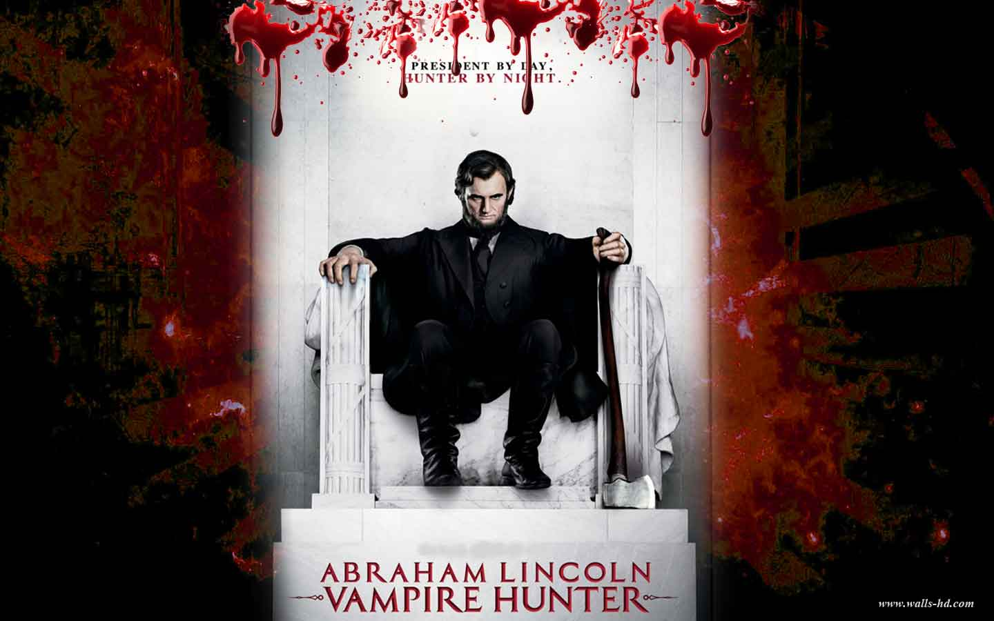 Movie Review Abraham Lincoln Vampire Hunter Critic S
