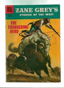 comics the thundering herd
