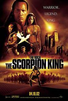 Movie Review: Scorpion King(2002)